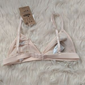 66ae97822d2 Pull Bear Intimates   Sleepwear - NEW Pull Bear Cactus Bralette Dont Touch  Pink